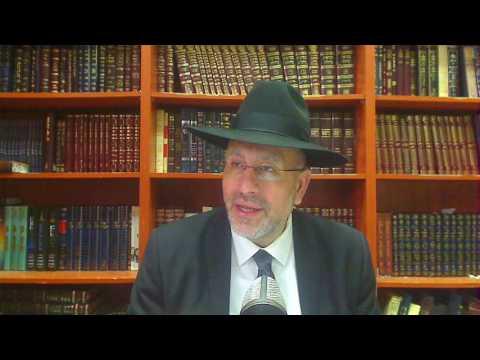Tou Bichvat selon le Rabbi partie 1