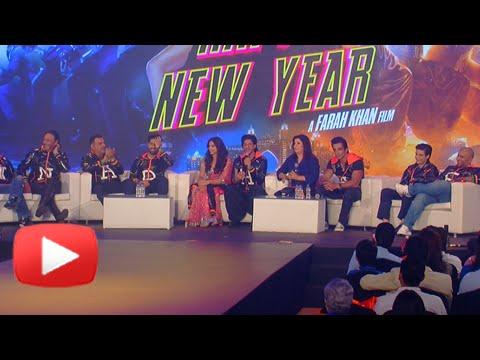 Happy New Year Official Trailer Launch   Part 1   Shahrukh Khan   Deepika Padukone