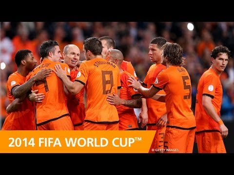 World Cup Team Profile: NETHERLANDS
