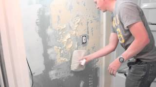 Video How To Texture Walls Santa Fe Texture