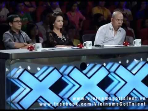 Lê Nguyễn Quỳnh Anh - Tình Mẹ - Vietnam's Got Talent