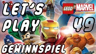 Let's Play Lego Marvel Super Heroes Part 49 Level #5 Neuer