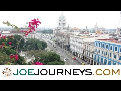 Havana - Cuba  |  Joe Journeys