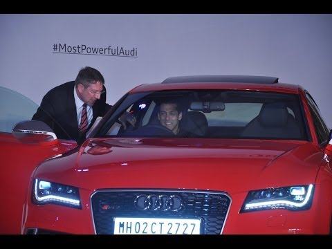Salman Khan gets a new Audi Quattro