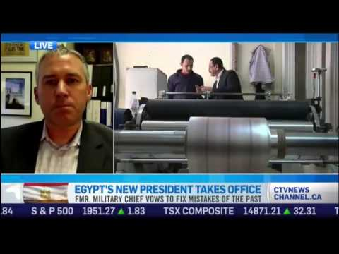 FDD Vice President for Research, Jonathan Schanzer, on Elections in Egypt