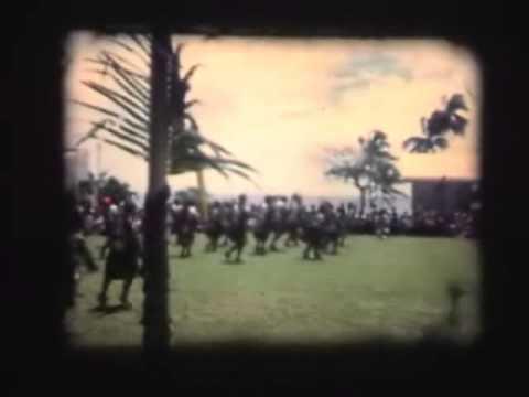 Life on Niue 1970s