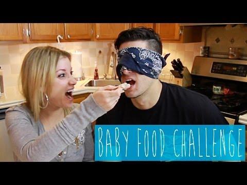 BABY FOOD CHALLENGE PRANK FAIL