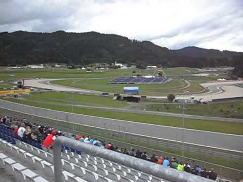 Red Bull tribune F1 Austria