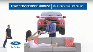 Ford India - Bowenpally, Hyderabad
