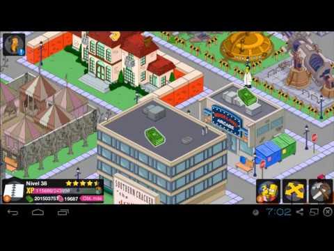 El Springfield real y el de los Simpsons, un parecido poco razonable