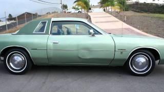 1978 Dodge Magnum XE 1 Owner MOPAR Cordoba For Sle