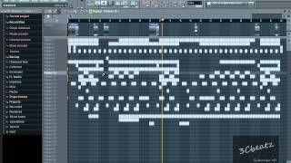 2012 Dope Dirty South Rap Beat (FL Studio 10) {FREE MP3
