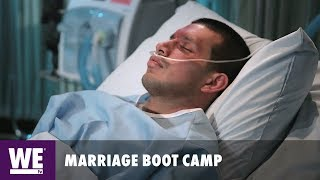 Kailyn Sees Javi on Life Support   Marriage Boot Camp: Reality Stars   WE tv