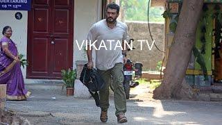Ajith's 55th Movie Gautham Menon's Interview To Vikatan