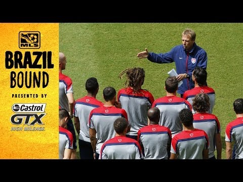 "Jurgen Klinsmann to USMNT: ""Book your flights after July 13th"" 