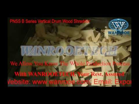 China Manufacturer Supplier for Wood Cuttings Shredder,Wood board Shredder,Wood Lumps Block Shredder