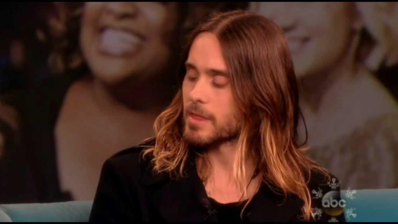 Jared Leto Full Interv... Jared Leto Interview