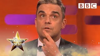 Robbie Williams Accidentally Offends His Fans The Graham