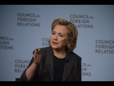 HBO History Makers Series with Hillary Rodham Clinton