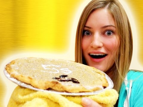 how to make a big cookie