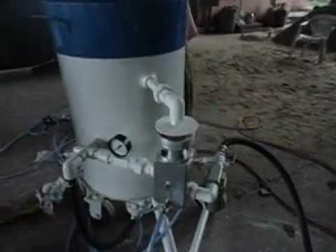 Sand Blasting Machine :- Airo Shot Blast Jodhpur India
