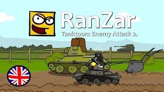 Tanktoon #10 - Nepriateľský útok 2