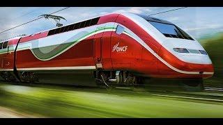أثمنة TGV بالمغرب ما بين 100 و300 درهم بين طنجة و المغرب | مال و أعمال