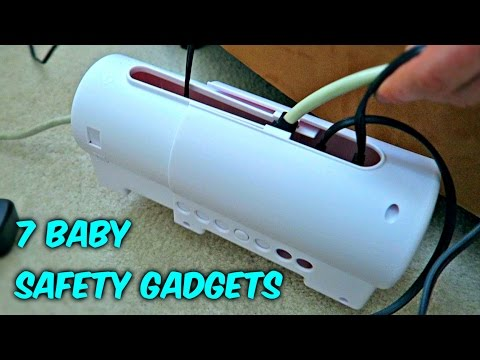 7 Baby Safety Gadgets put to the Test