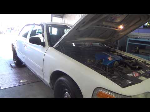 LtxTech dyno day ford crown vic  2014 performance specialties