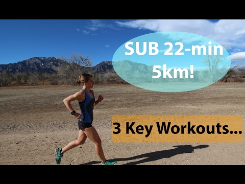 HOW TO RUN A SUB 22-minute 5km!  Key Workouts and Tips | Sage Running