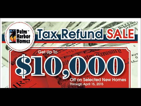 Watch Video of FINAL DAYS:  TRIPLE YOUR TAX REFUND SALE