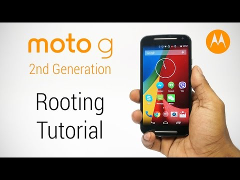 Moto G (2014) - How to Root - Unlock Bootloader, Custom Recovery & SuperSU