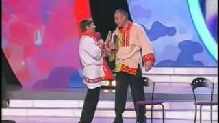 КВН Лучшее: КВН Уральские пельмени - Кирилл и Мефодий