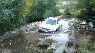 Toyota Rav 4 Sweet Water Crossing