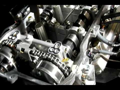 Замена коромысел на двигателе 2ZR-FE
