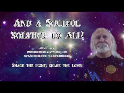 A Soulful Solstice Blessing 2016