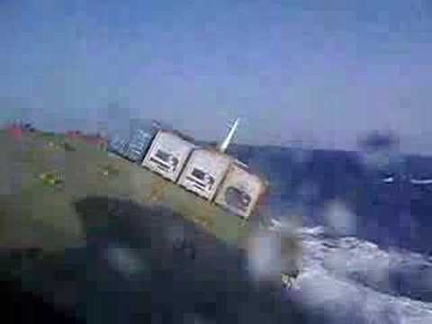 Bermuda Triangle weird storm!