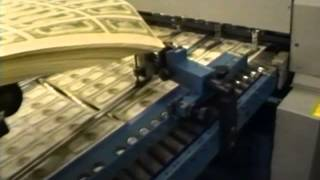 Inside the U.S. Bureau of Engraving and Printing..