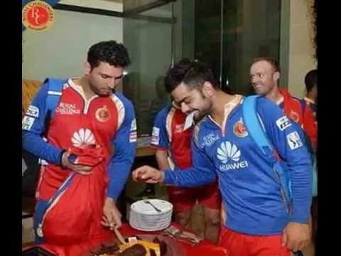 Yuvi, Virat, Gayle hit dance floor
