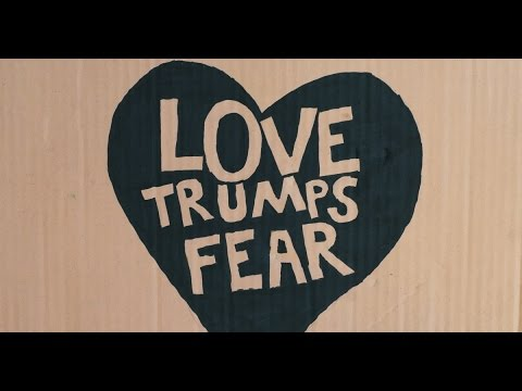 Love Trumps Fear - TJBS