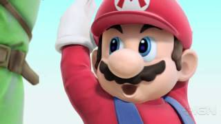 Super Smash Bros. Wii Fit Trainer Trailer E3 2013
