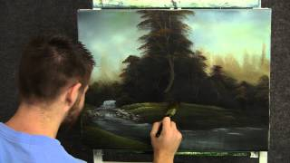 Paint With Kevin Hill Slow Stream Wet On Wet HD