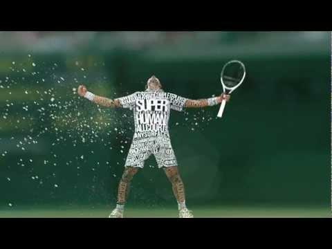 Wimbledon 2012 trailer - BBC Sport