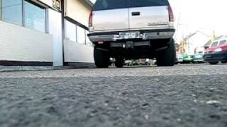 Chevrolet Tahoe 5,7 V8  Exhaust Sound videos