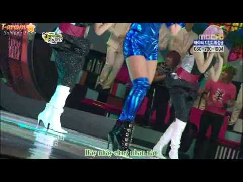 [Vietsub] T-ara - DISCO ( Star Dance Battle ) [T-araVN]