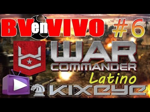 War Commander Latino Live 99 - Unidades lv 15(preview), Schematics y Op Floodgate