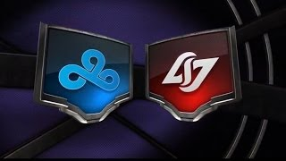 CLOUD 9 vs Counter Logic Gaming W3D2 NA LCS Summer Split S4 ...