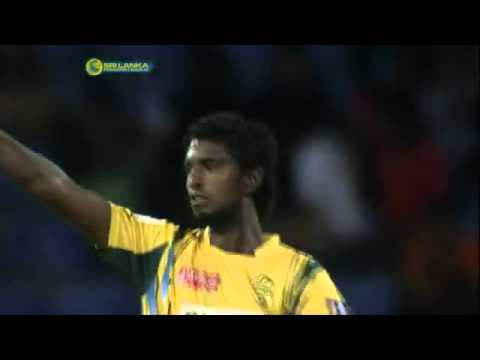 Uthura Rudras Vs Basnahira Cricket Dundee (21st August 2012 ) Pallekele, Kandy