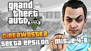 GTA V Sekta Epsilon W GTA V (Grand Theft Auto 5) Misje