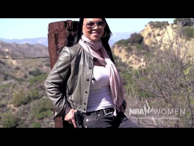 NRAWomen.tv | New Energy Trailer